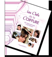 conseils coiffure : livre les clefs de la coiffure, catalogue ...